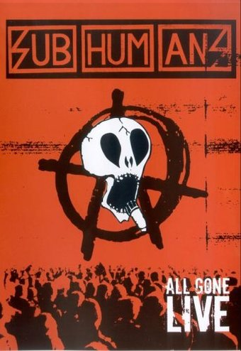 All Gone Live [Import]