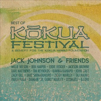 Jack Johnson & Friends: The Best of Kokua