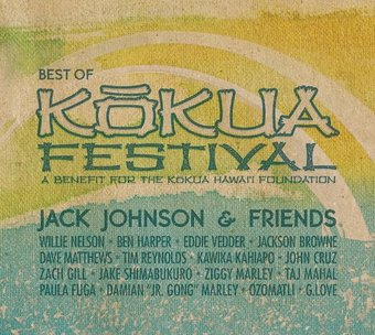 Jack Johnson & Friends: Best Of Kokua Festival (A