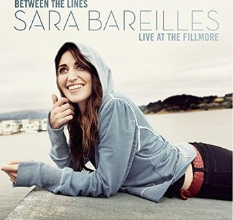 Sara Bareilles - Live At The Fillmore (Jewel Case)