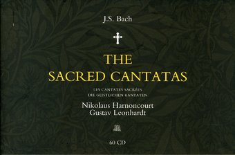 Bach: The Sacred Cantatas [Complete, Nos 1-199]