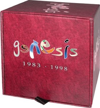 Genesis 1983-1998 (5-CD Box Set)