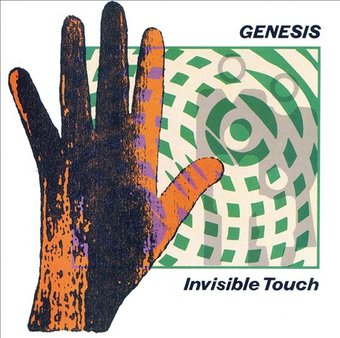 Invisible Touch (CD/DVD)