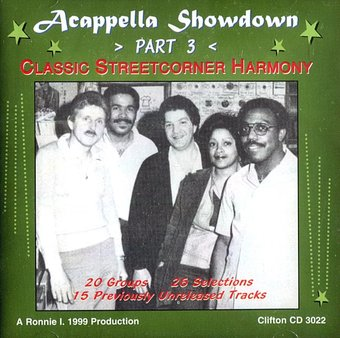 Acappella Showdown - Part 03