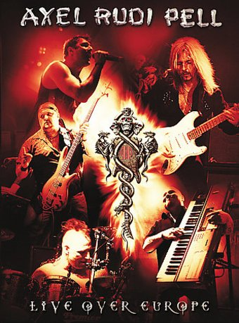 Axel Rudi Pell - Live Over Europe (2-DVD)
