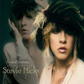 Crystal Visions The Very Best Of Stevie Nicks Cd 2007
