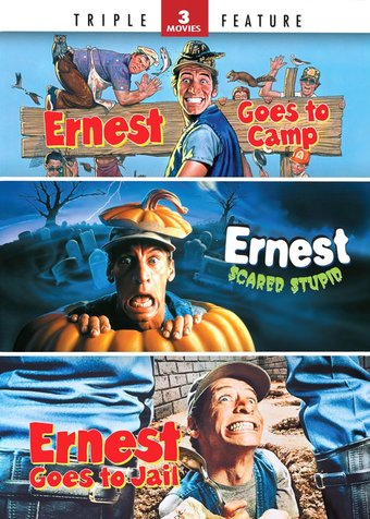 Ernest Goes to Camp / Ernest Scared Stupid /