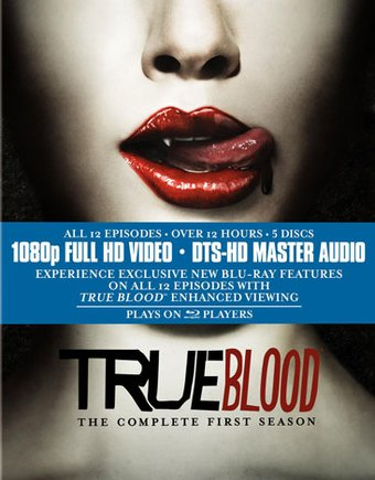 True Blood - Complete 1st Season (Blu-ray)
