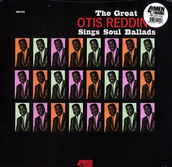 The Great Otis Redding Sings Soul Ballads (180Gv)