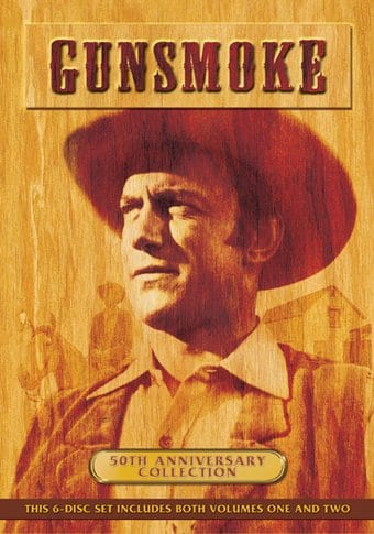 Gunsmoke - 50th Anniversary Collection: 29 of the