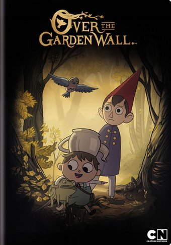 Over The Garden Wall Dvd 2016 Television On Cartoon Network