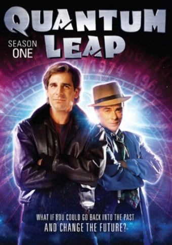 quantum leap season 1 2dvd 2016 television on