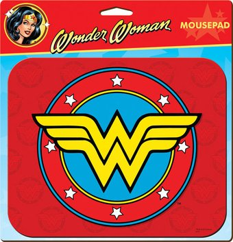 Wonder Woman - Logo - Mouse Pad
