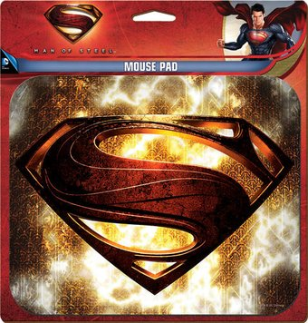 Superman: Man of Steel -  Logo - Mouse Pad
