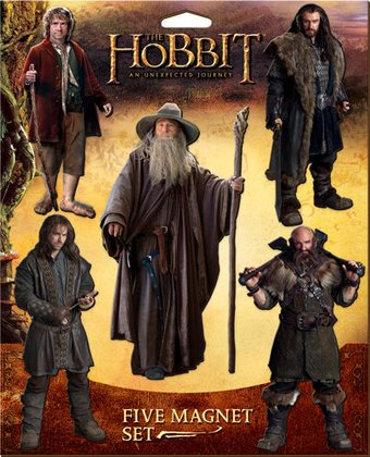 The Hobbit\: An Unexpected Journey - Die Cut Five