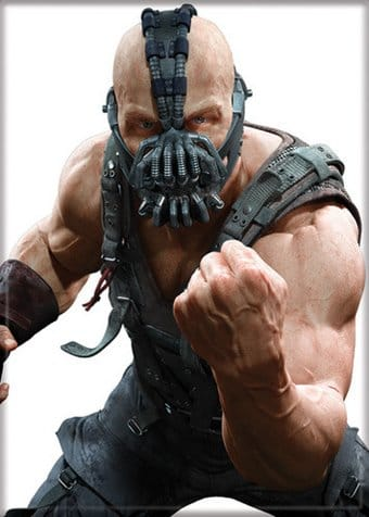 Batman: The Dark Knight Rises - Bane Fist - Photo