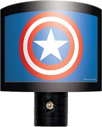 Marvel Comics - Captain America - Shield Night