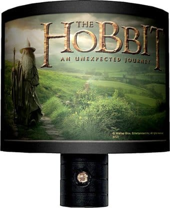 The Hobbit - Movie Poster Night Light