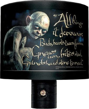 The Hobbit - Gollum Night Light