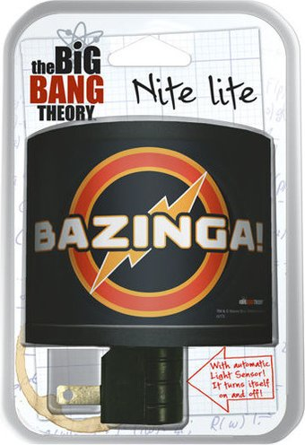 Bazinga! Night Light