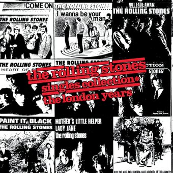 Singles Collection / The London Years (3-CD)