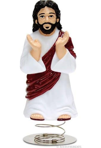 Dashboard Jesus - Dashboard Vinyl Figure