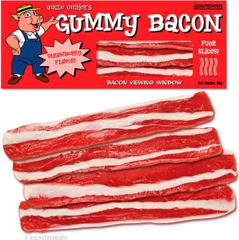 Bacon - Gummy Bacon