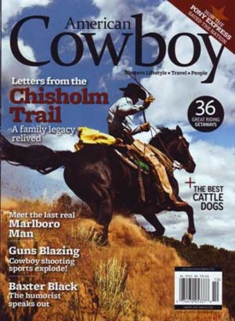 American Cowboy - Volume #18, Issue #3