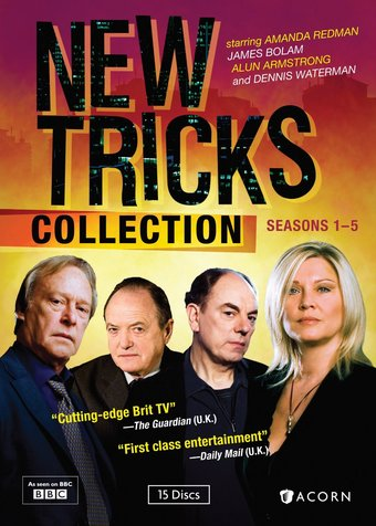 New Tricks Collection - Seasons 1-5 (15-DVD)