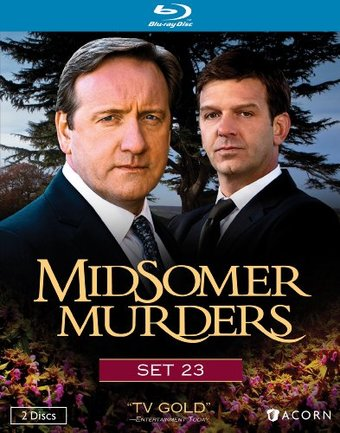 Midsomer Murders - Set 23 (Blu-ray)