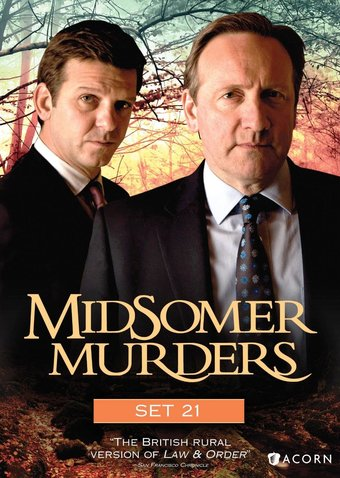 Midsomer Murders - Set 21 (4-DVD)