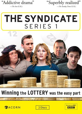 The Syndicate - Series 1 (2-DVD)