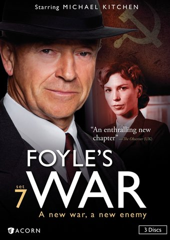 Foyle's War - Set 7 (3-DVD)