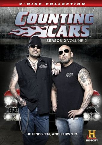 Counting Cars - Season 2 - Volume 2 (2-DVD)