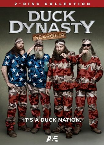 Duck Dynasty - Season 4 (2-DVD)