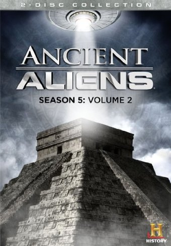 Ancient Aliens - Season 5 - Volume 2 (2-DVD)