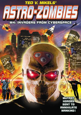 Astro-Zombies M4: Invaders from Cyberspace - 11""