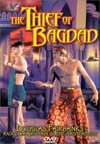 The Thief of Bagdad (Silent)