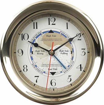 Captain's Time & Tide Clock