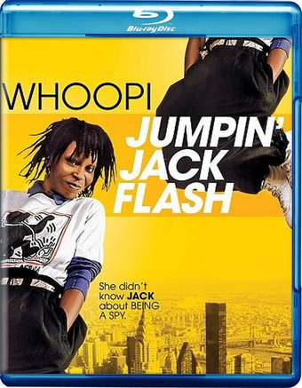 Jumpin' Jack Flash (Blu-ray)