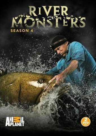 River Monsters - Season 4 (2-DVD)