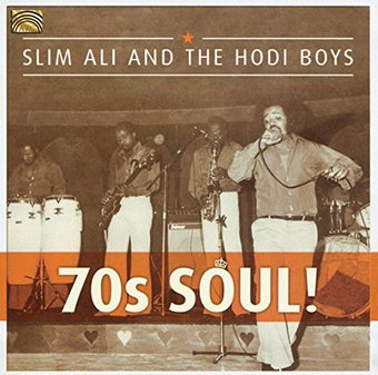 Slim Ali And The Hodi Boys You Can Do It