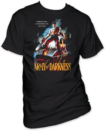 Army Of Darkness: Trapped In Time (T-Shirt)