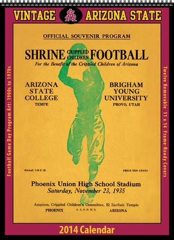 Football - Arizona State Sun Devils - Vintage
