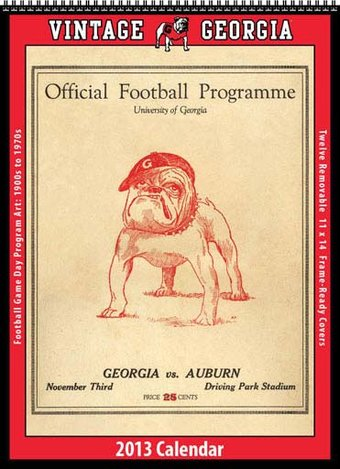 Football - University of Georgia Bulldogs -