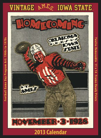 Football - Iowa State Cyclones - Vintage 2013