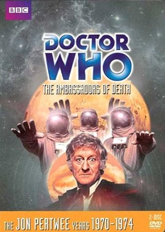 Doctor Who - #053: The Ambassadors of Death