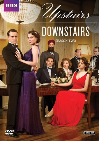 Upstairs Downstairs - 2nd Season (2-DVD)