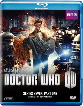 Doctor Who - #226-#231: Series 7, Part 1 (Blu-ray)