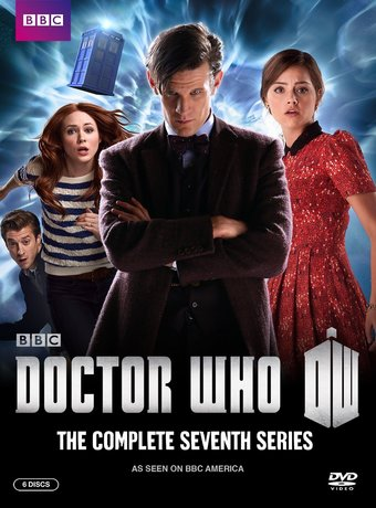 #226-#239: Complete 7th Series (5-DVD)